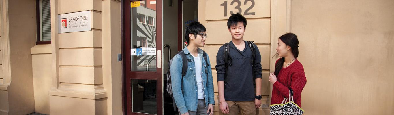 Học bổng trị giá 25% cho chương trình liên thông Đại học Adelaide