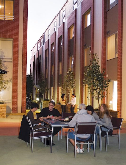 Accommodation The University Of Adelaide College