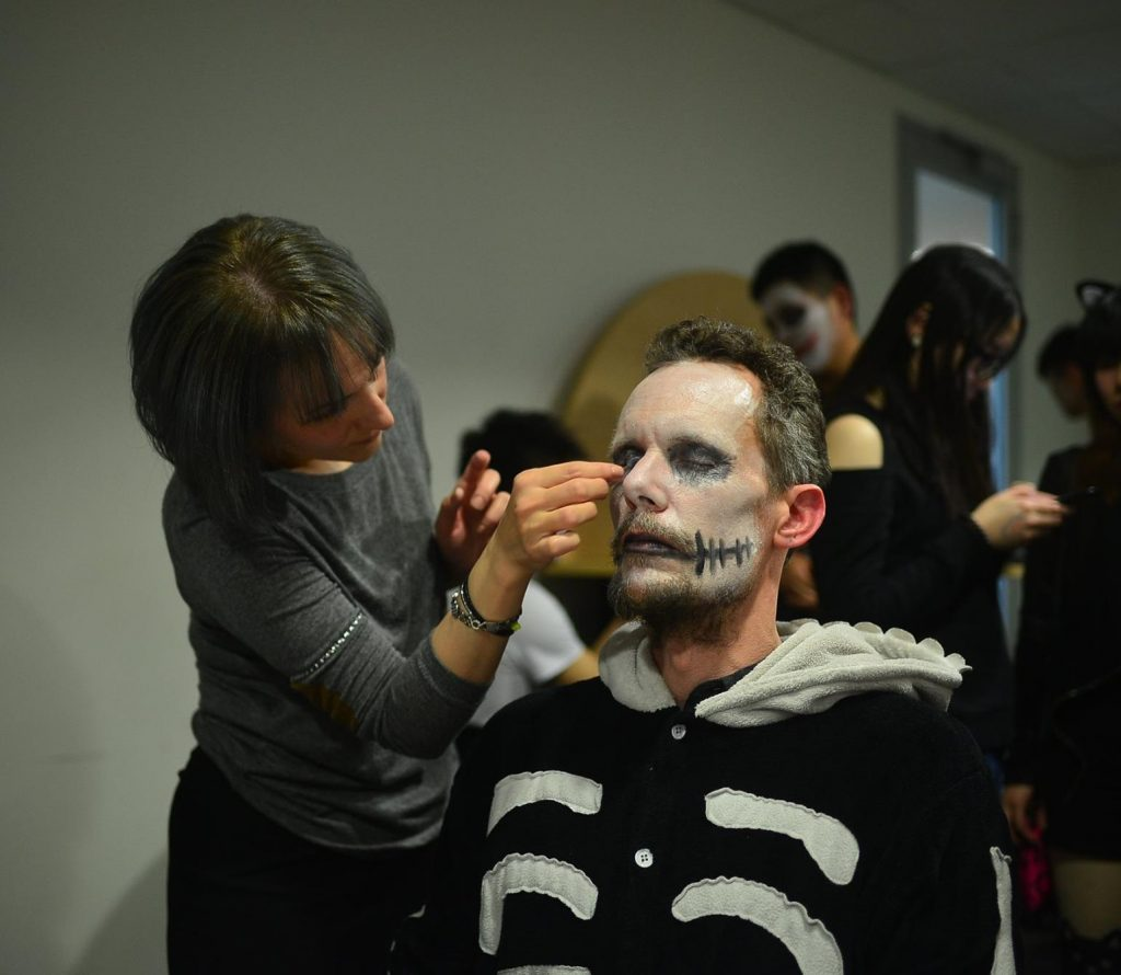 Halloween Party 2016! - The University of Adelaide College